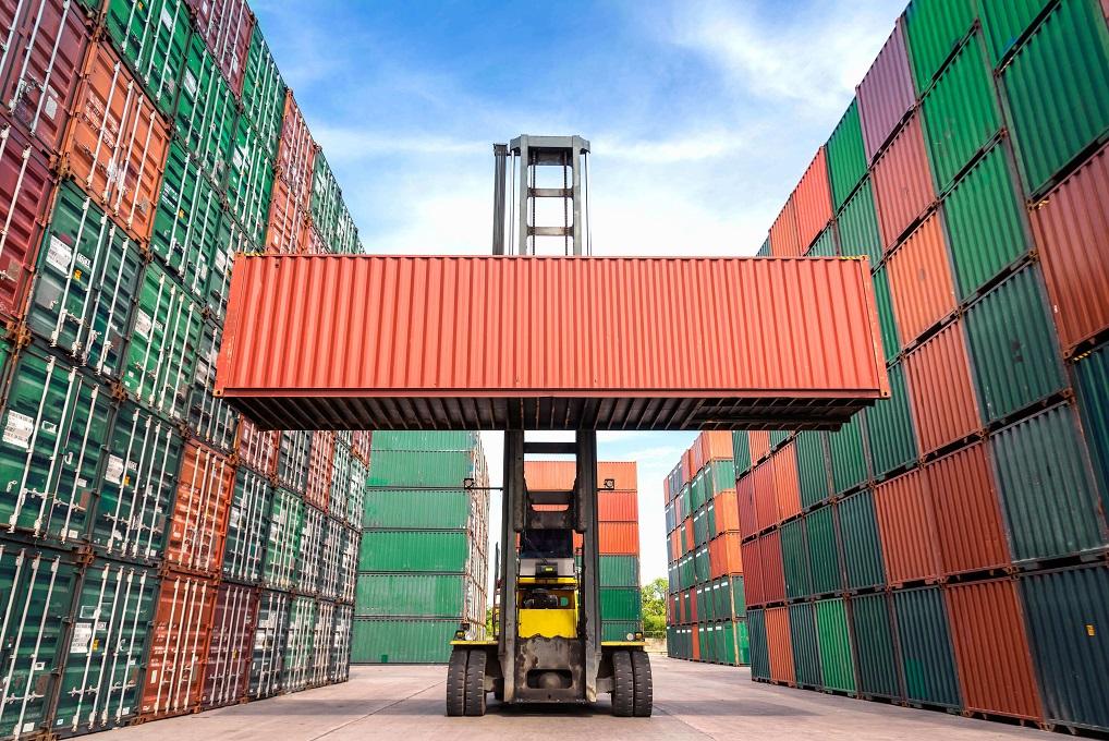 Container Logistics Services in india