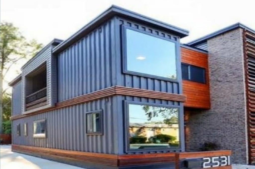 Containers Home