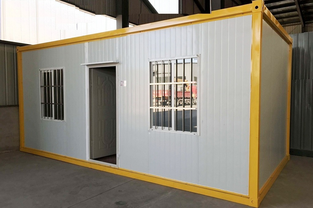 Modular Container solution