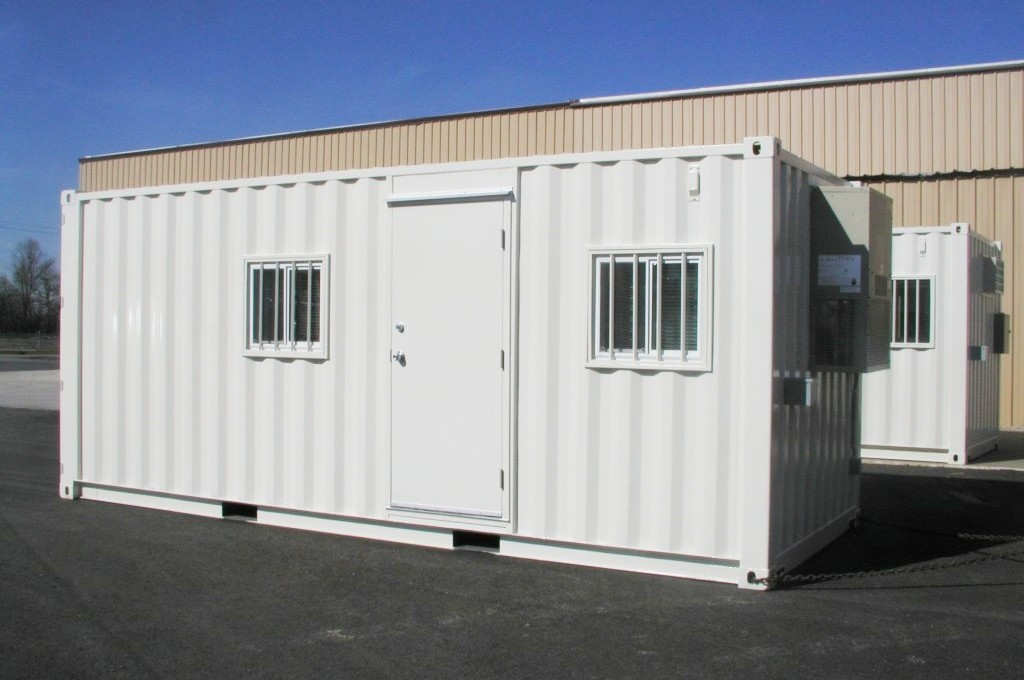 Portable Office Container solution